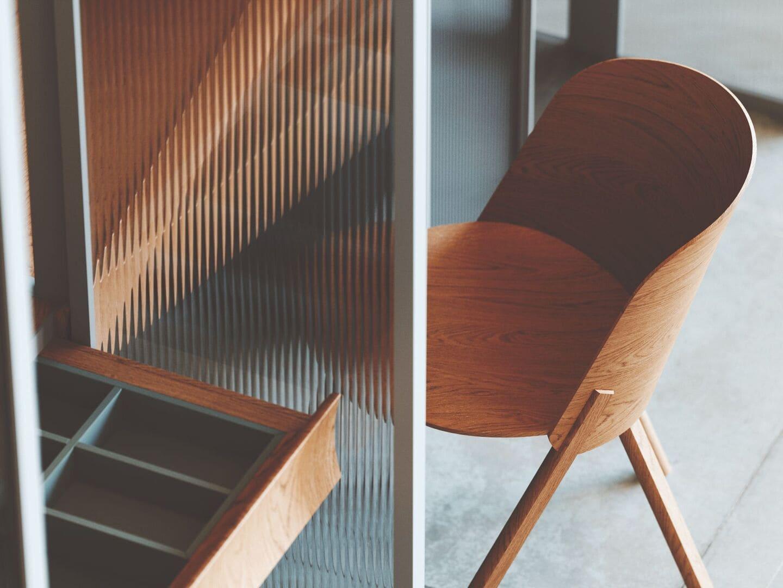 wizualizacja krzesła