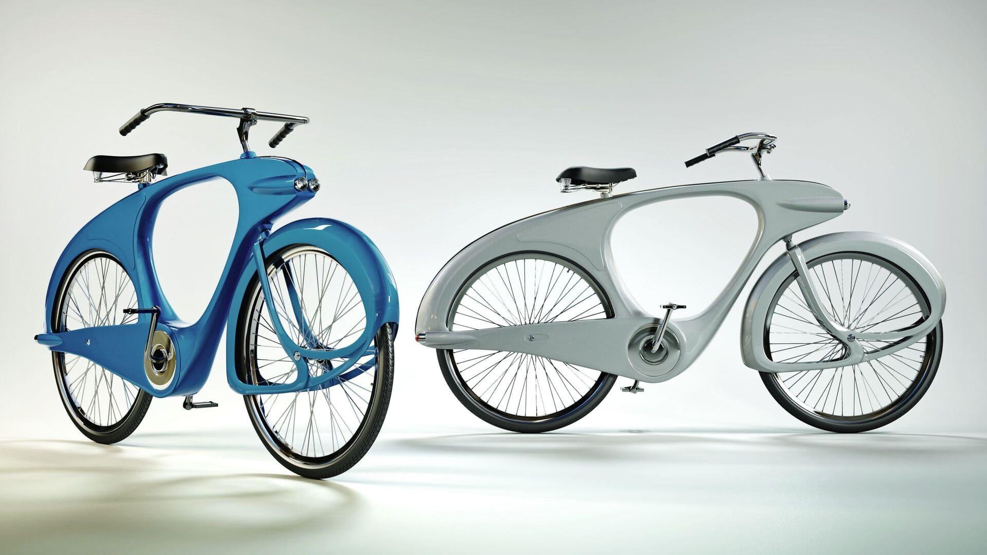 Wizualizacje 3D roweru
